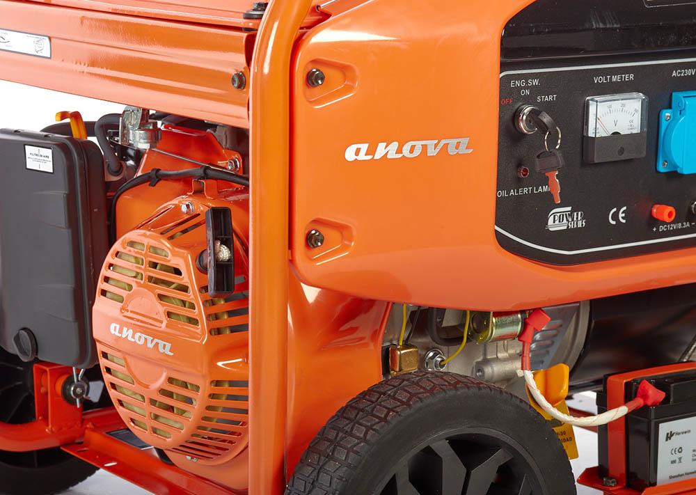 detalle-generador-electrico-anova-GC8500E