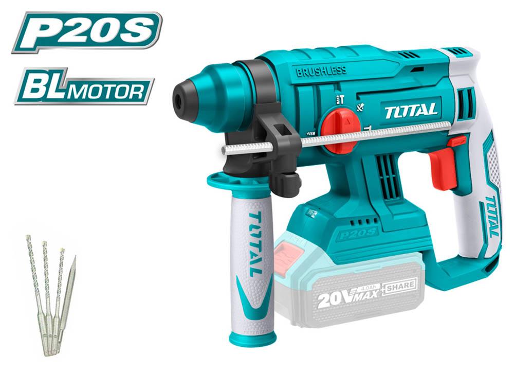 martillo-combi-bateria-total-TRHLI2201