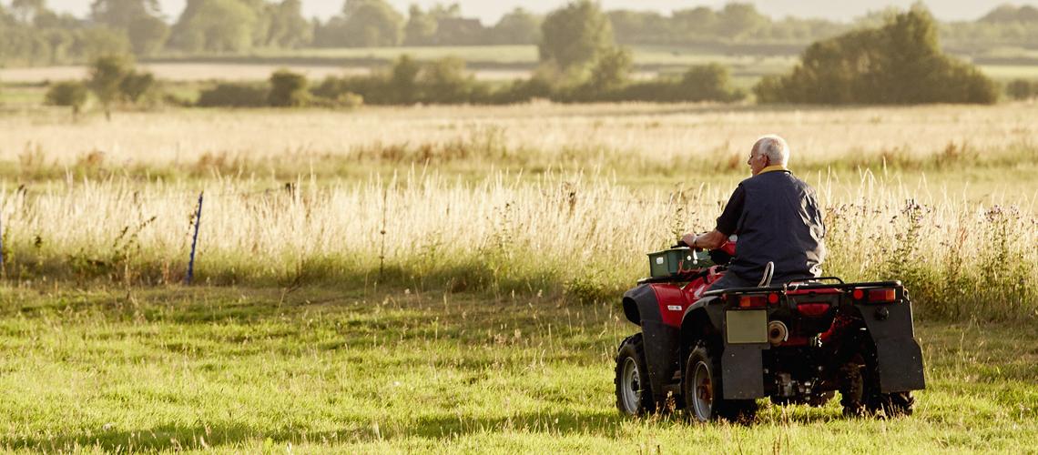 Ventajas de usar quads agrícolas