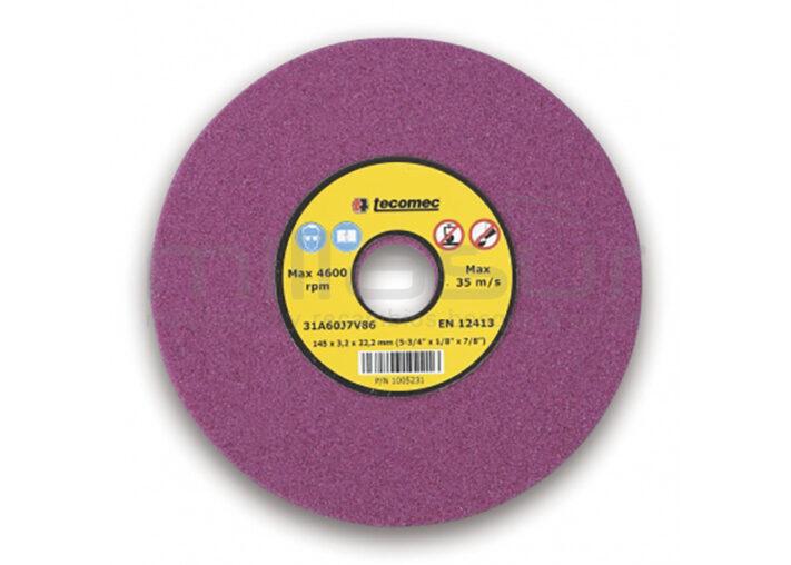 Disco afiladora max desbastar(145 X 22,2 X 8)