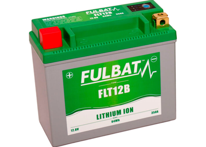BATERIA MOTO FLT12B 12V LI-ION 64Wh - 350A (150 x 66 x 130) -DER.