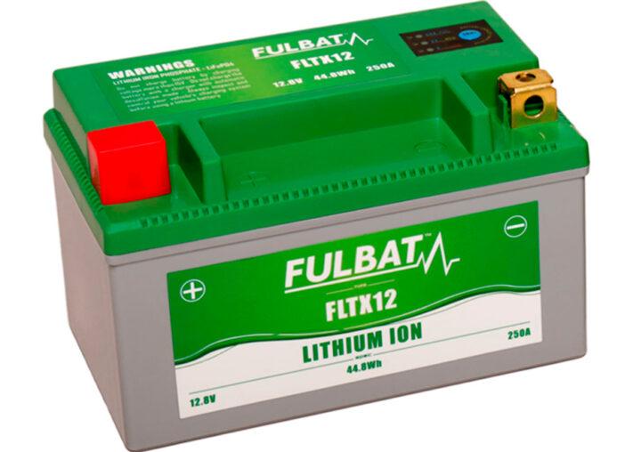 BATERIA MOTO FLTX12 12V LI-ION 44.8Wh - 250A (150 x 87 x 93) -DER.