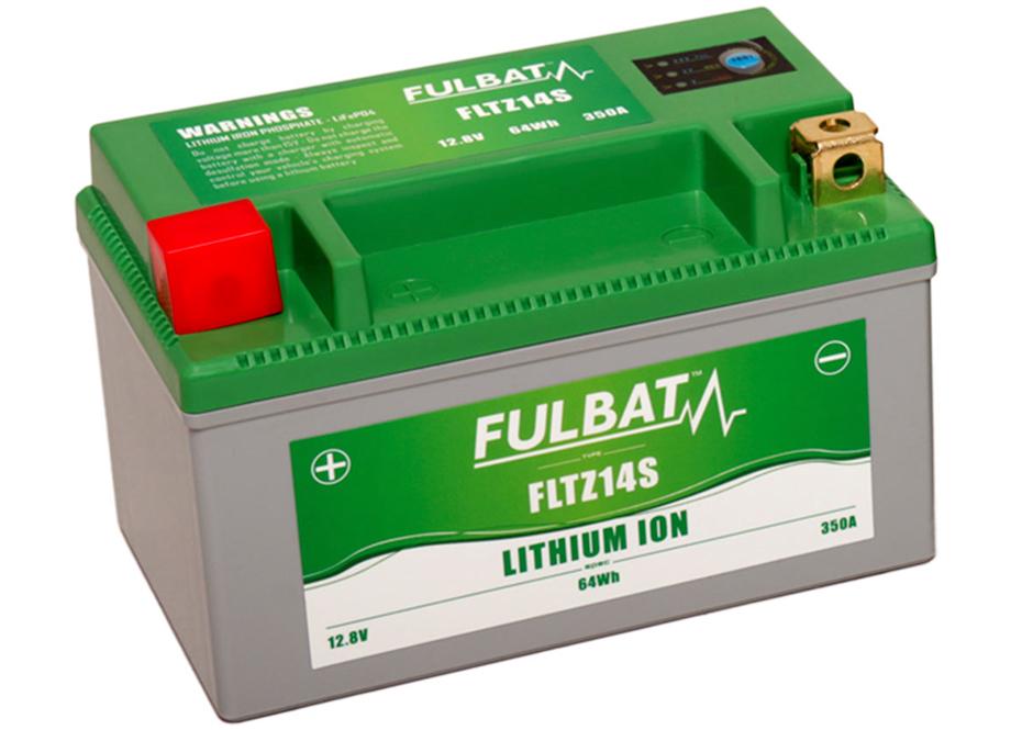 BATERIA MOTO FLTZ14S 12V LI-ION 64Wh - 350A (150 x 87 x 93) -DER.