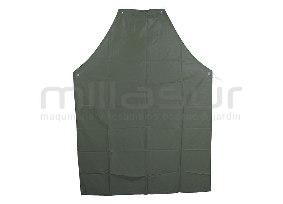 MANDIL PROTECCIÓN PVC (90 x 120mm)