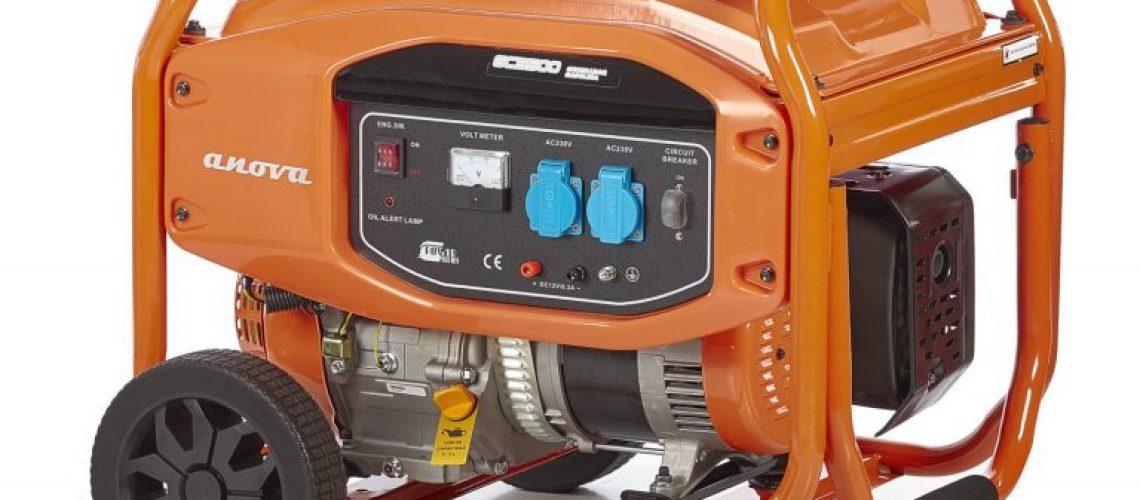 Ventajas de contar con un generador eléctrico